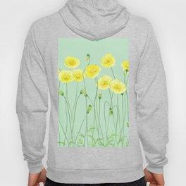 Yellow Wildflowers II Hoody