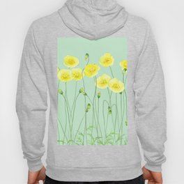 Yellow Wildflowers II Hoody