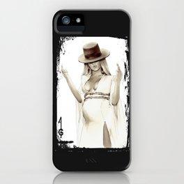 Queen Bee (Mother F**ker FANART) iPhone Case