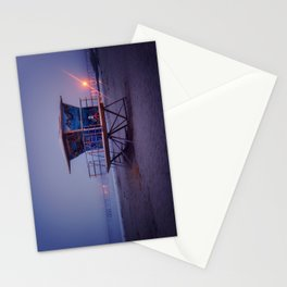 The Blue Hour at Avila Beach Stationery Cards
