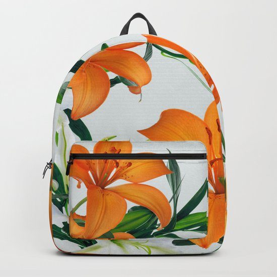 Glorious Lilies Backpack