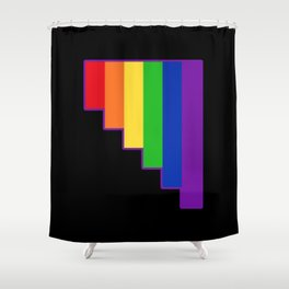 Homosexuality Shower Curtain