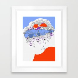 Heartbreak 1of2 Framed Art Print
