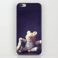 hug iPhone & iPod Skins featuring Hug by Sybille Sterk