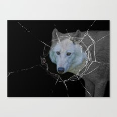 hellouuu . . . little red riding hood! Canvas Print