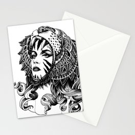 Tigress Stationery Cards