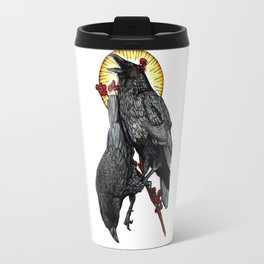 Leave Me Starving for Answers Travel Mug