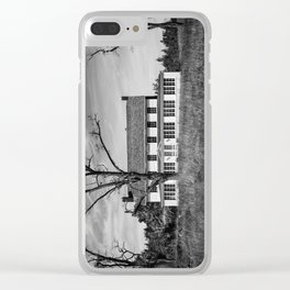 Ranch Style Living Clear iPhone Case