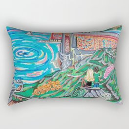 San Francisco Joe Rectangular Pillow