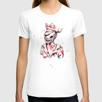nurse T-shirts featuring Silent Nurse by Ludwig Van Bacon