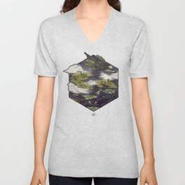 Swamp of the Lost Boot Unisex V-Neck
