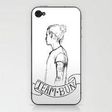 Team Bun iPhone & iPod Skin