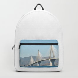 Rio Antirrio Bridge Backpack