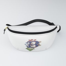 B is for Buffalo Berry Fanny Pack