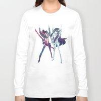 kill la kill Long Sleeve T-shirts featuring Kill la Kill by sarlisart