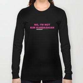 Kim K Long Sleeve T-shirt