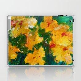 Party Pansies Laptop & iPad Skin