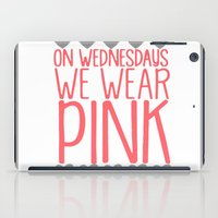 mean girls iPad Cases featuring Mean Girls by GeekCircus