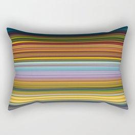 Trinity - Swipe #1 Rectangular Pillow