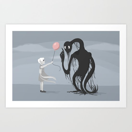 Harmless Art Print