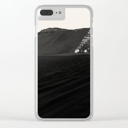 Growth. 130_4 Clear iPhone Case