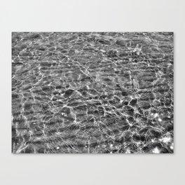 Sand Underfoot. Canvas Print