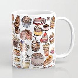 Dessert Love #2 Coffee Mug