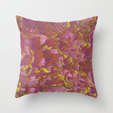 Dionysus Throw Pillow
