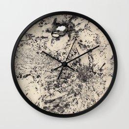 Energy Earth Wall Clock