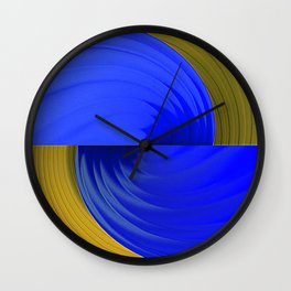 It's A Mathematical Certainty Wall Clock