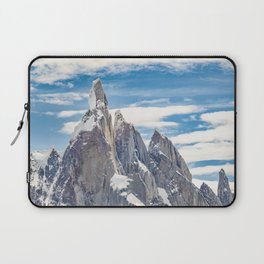 Cerro Torre. Parque Nacional Los Glaciares. Argentina Laptop Sleeve