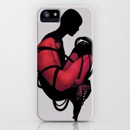 Tyranny of the body iPhone Case