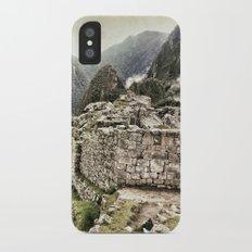 Machu Picchu, Peru iPhone X Slim Case