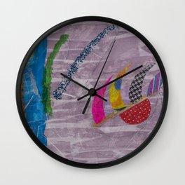 Humanitas 5 Wall Clock