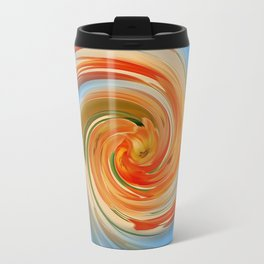 The whirl of life, W1.7C Travel Mug