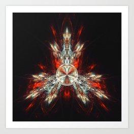 Fractality - Tribute Art Print