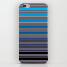 Blue Window iPhone & iPod Skin