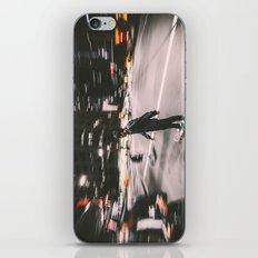 Skate in street 4 iPhone & iPod Skin