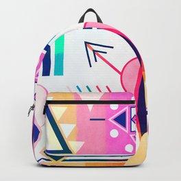 Bohemian Rhapsody In Pink Backpack