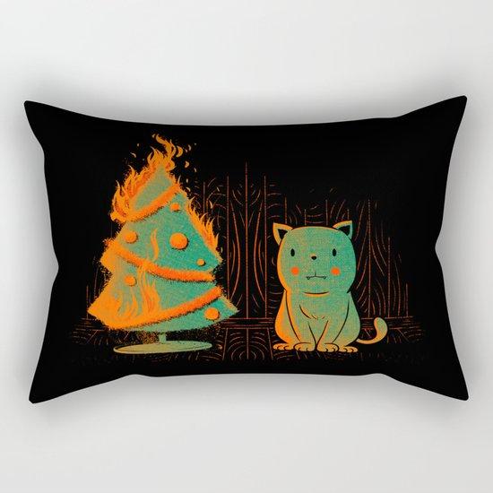 Xmas Miracle Rectangular Pillow