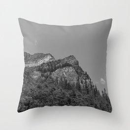 Lake Louise Saddleback 3 Throw Pillow