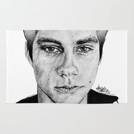 Dylan O'Brien / Void Stiles Rug