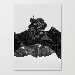 Isolate Me Canvas Print