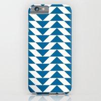 Blue Triangle Slim Case iPhone 6s