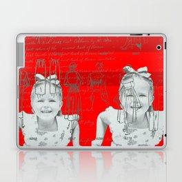 HEE HEE Laptop & iPad Skin