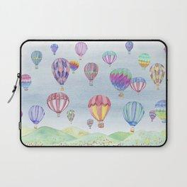 Hot Air Ballon Festival Laptop Sleeve