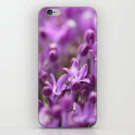 Lilac  flowers iPhone Skin