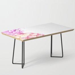 Violet pineapple Coffee Table