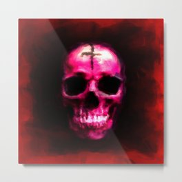 Ash Wednesday Metal Print