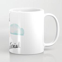 Cloud Material Coffee Mug